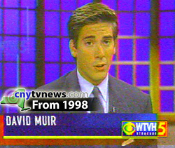 Abc Names David Muir Sole Weekend World News Anchor