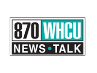 The 'old' WHCU AM-only logo