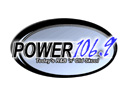 The newly-retired Power 106.9 logo.
