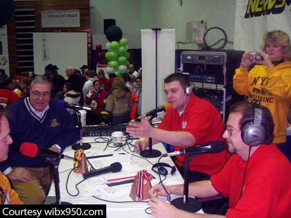 WIBX Heart Radiothon 2008