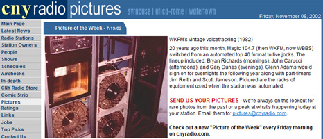 Example Picture of the Week from 2002