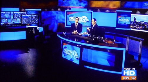 WSYR HD News Set 1/29/2011