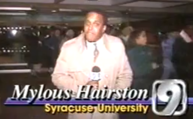 Mylous Hairston WIXT 1990