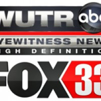 WSYR-TV meteorologist pinch-hits on Utica's WUTR/WFXV
