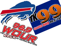 Buffalo Bills Moving to TK99 and WOUR