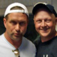 Stephen Baldwin Broadcasts from WIBX [PHOTOS]