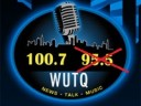 WUTQ with 95.5 X'ed Out