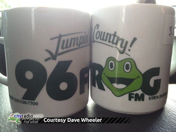 POTW 8/3/12 - 96 Frog coffee mugs, WFRG