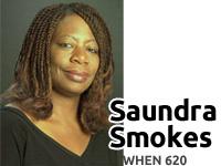 Funeral Tomorrow for Saundra Smokes