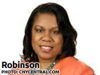 Jackie Robinson Retiring From CNY Central