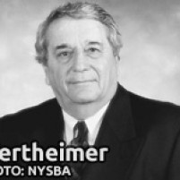 "Former Syracuse Radio Station Owner ""Bud"" Wertheimer Dies"
