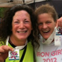 POTW: Dee and Marti Reunite at Iron Girl (2012)