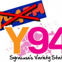 "WYYY Drops ""FM"" from New Y94 Logo"