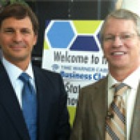 POTW: CNBC's David Faber visits Syracuse, appears on WCNY-TV (2012)