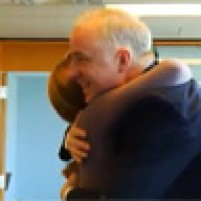 POTW: National Hug a News Anchor Day (2013)