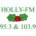 Holly-FM gives Santa the day off