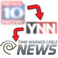 "YNN rebranding as ""Time Warner Cable News"""
