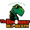 """The Dinosaur"" launches on 95.3 and 103.9"