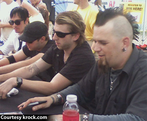 Three Days Grace at K-Rockathon 13