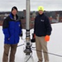 POTW: Wayne & Chris Climb the Carrier Dome (2012)