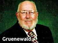 Frank Gruenewald, Formerly of WKTV, Dies