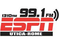 ESPN Utica-Rome Begins 99.1FM Simulcast
