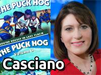 """Syracuse TV Anchor Doubles as """"Hockey Mom"""" Advice Columnist"""