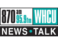 Ithaca news/talker WHCU celebrating 90th anniversary