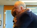 POTW: National Hug a News Anchor Day (2013)