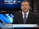 Former WUTR news director Joe Parker was with the station from 2011 to June 2013
