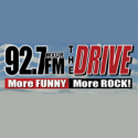 92.7 The Drive is movin' on up