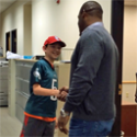 POTW: TK99 helps young fan meet Donovan McNabb prior to surgery