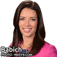 Update: Channel 9's Tanja Babich headed to Chicago