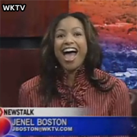 Morning anchor Jenel Boston exits WKTV